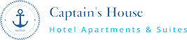 Captain's House Logo